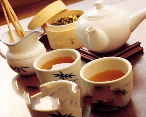 """""""强木都""""茶"""