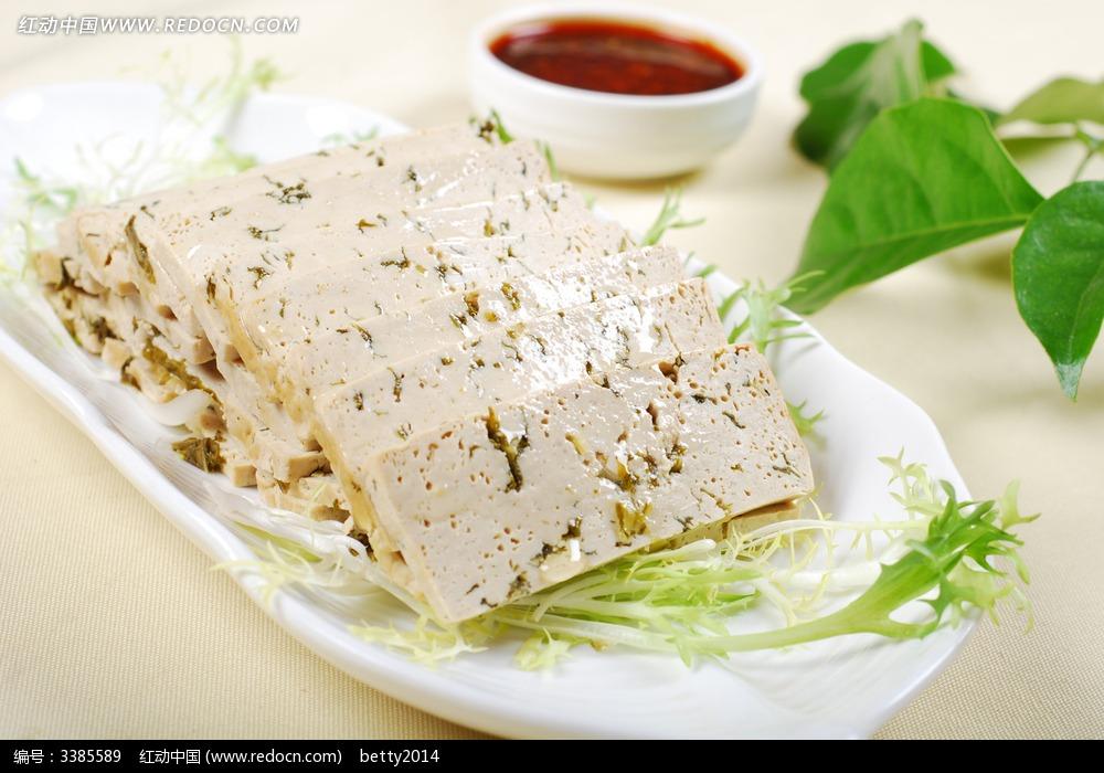 镇巴菜豆腐