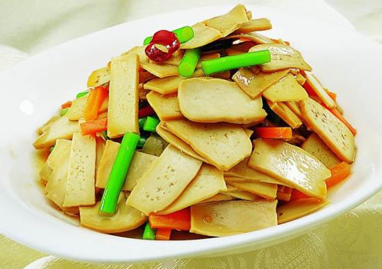 洛源豆腐干