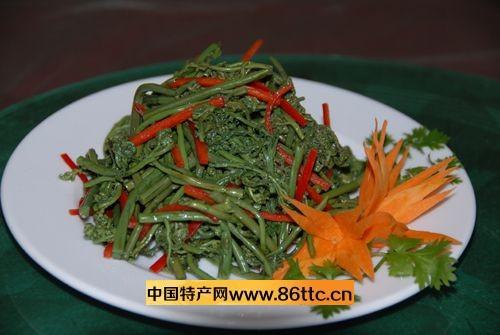 迭部县蕨菜