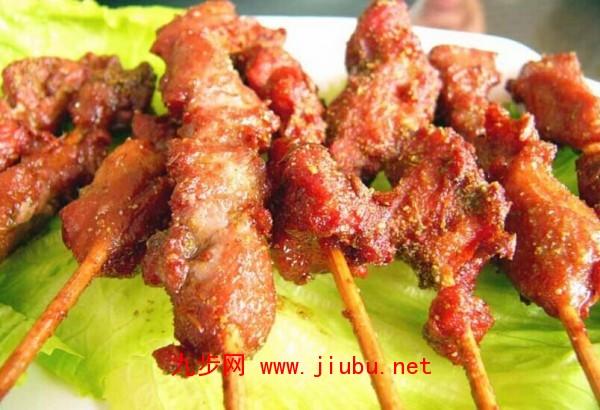 乌鲁木齐烤羊肉串