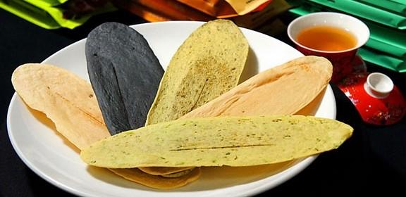 宜兰牛舌饼