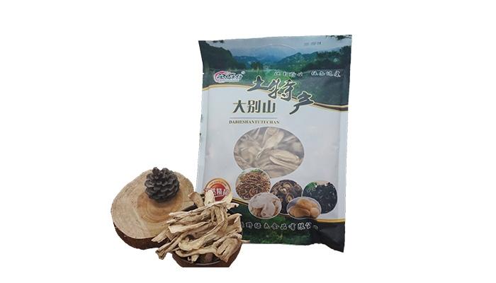 皖太农业 鸡腿菇干货 菌中新秀 优质鸡腿蘑菇 土特产批发 新货 110g