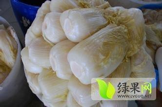 供应辽宁凌海腌制品酸菜